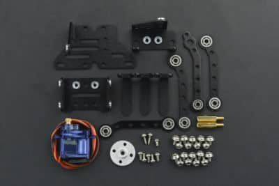 Micro: bit maqueen forklift parts