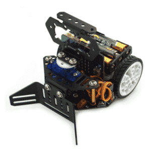 Micro:bit maqueen push