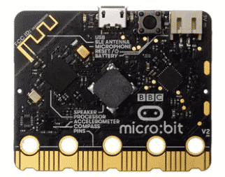 Micro: Bit V2 zurück