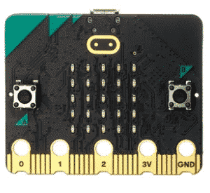 Nieuwe Micro:bit V2