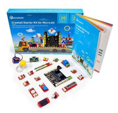 Crowtail Micro: Bit Kit