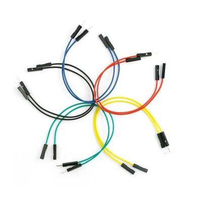15cm jumper wires 10 stuks Female Male