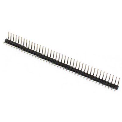 1X40 pin header hoek 90 graden