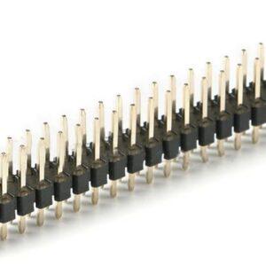2X40 pin header