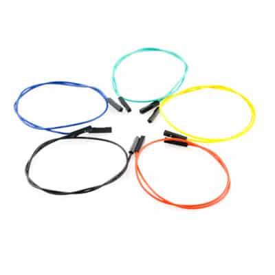 30cm jumper wires 10 stuks Female Female
