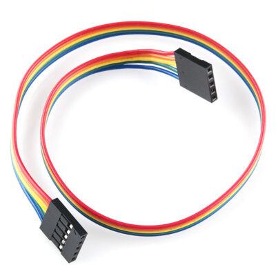 30cm 5 pins jumper wire