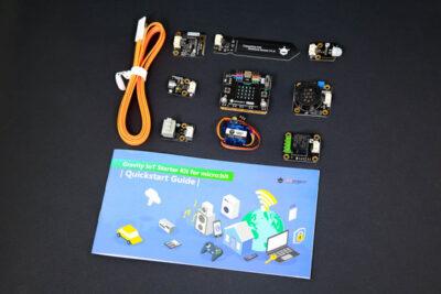 DFRobot IoT kit microbit