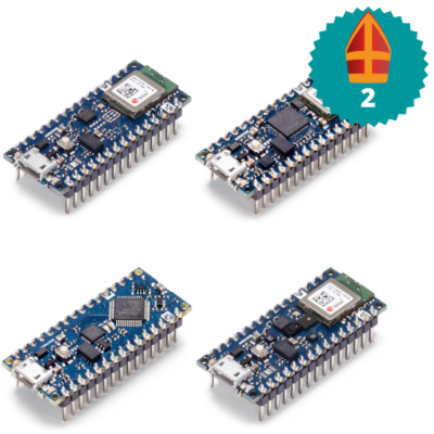 Arduino Nano bundle sinterklaas top 10