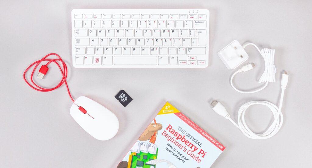 Raspberry Pi 400 desktop bundel
