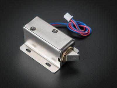 solenoid lock-style