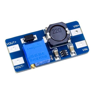 MT3608 DC-DC step-up boost converter