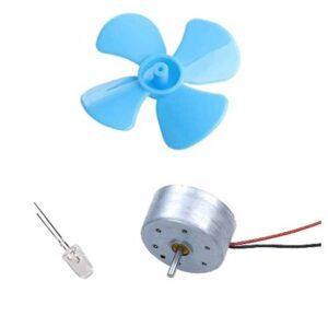 Mini windgenerator setje