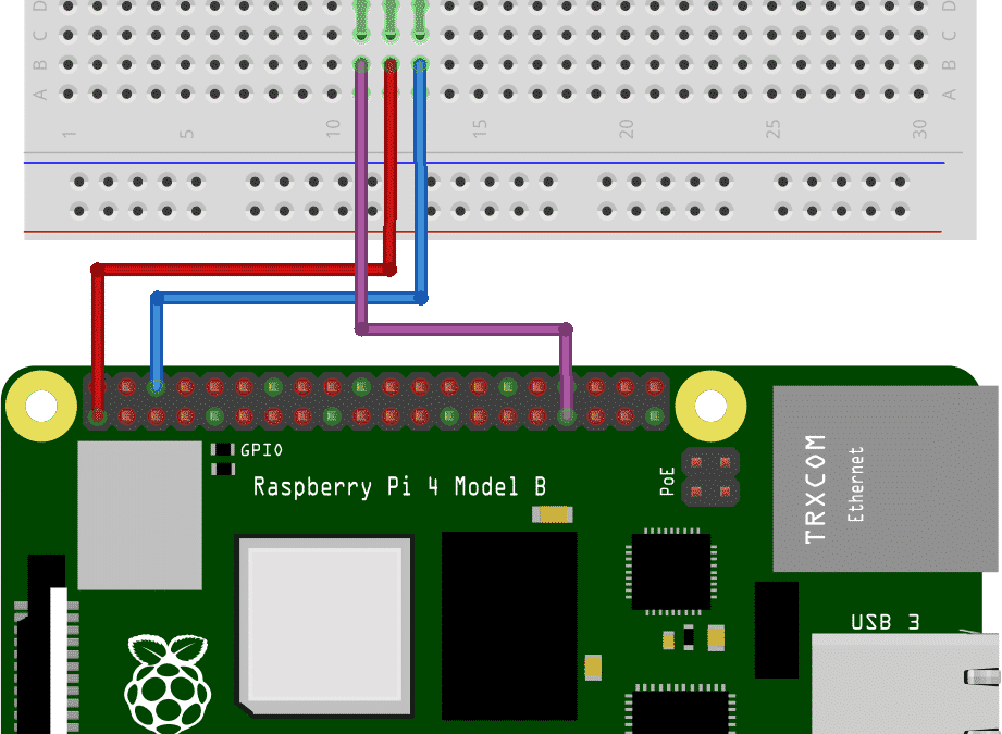 Raspberry Pi project: Weerstation