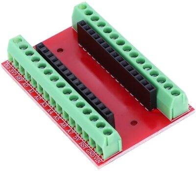 Blindage E / S Arduino Nano