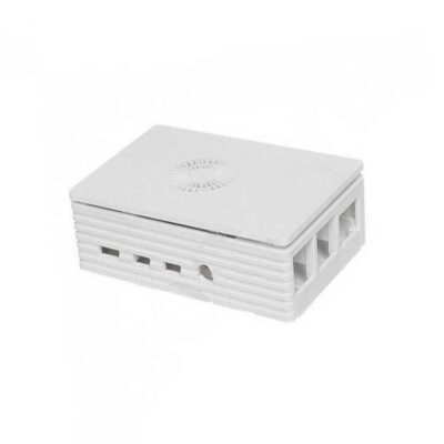 Pi4 witte ABS behuizing met 3007 support