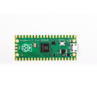 Bovenkant Raspberry Pi Pico