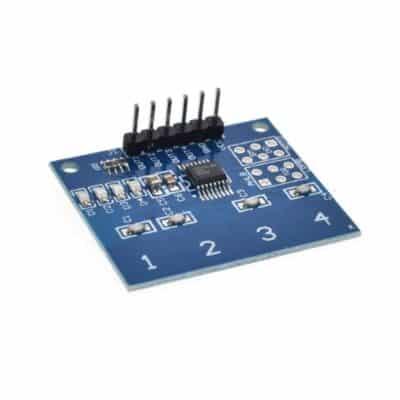 4 weg touch sensor