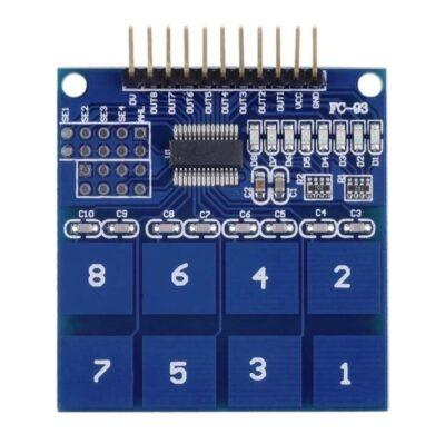 TTP226 8-Kanal-Berührungssensor
