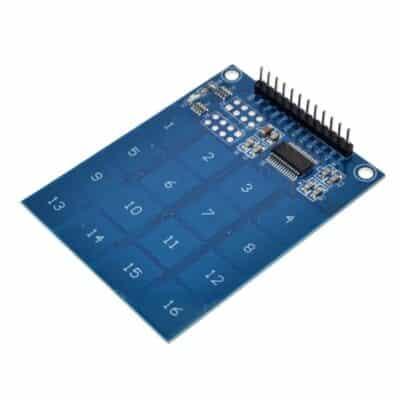 TTP229 touch sensor