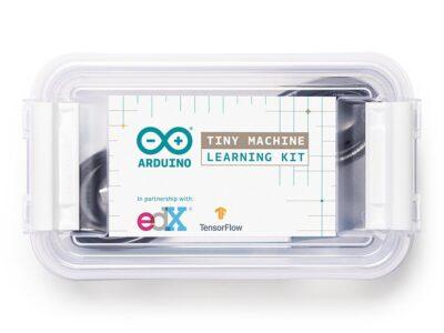 Arduino TinyML Kit