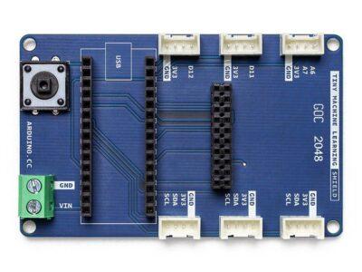 Arduino TinyML Schild