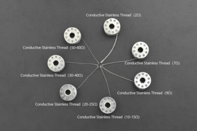 Conductive Stainless Thread