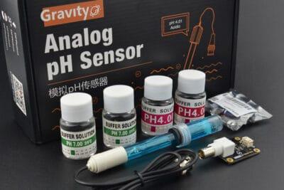 Gravity pH sensor kit