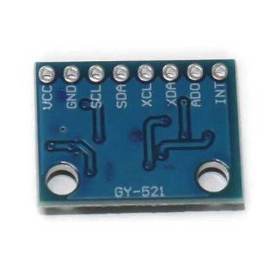 MPU-6050 3-Achsen-Beschleunigungsmesser und Gyroskopsensor (GY-521)