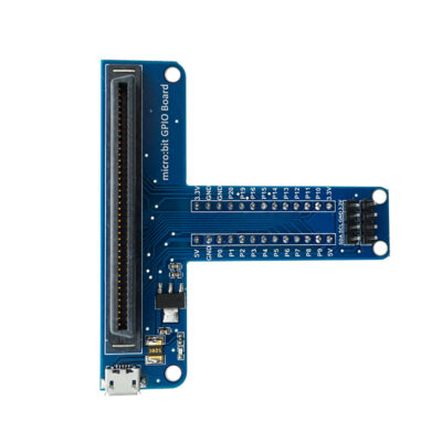 Top of Micro: bit extension board