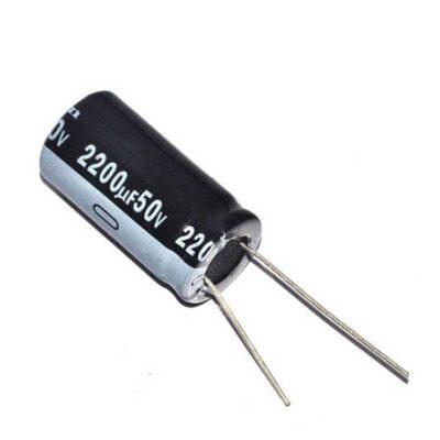 2200uf 50v capacitor