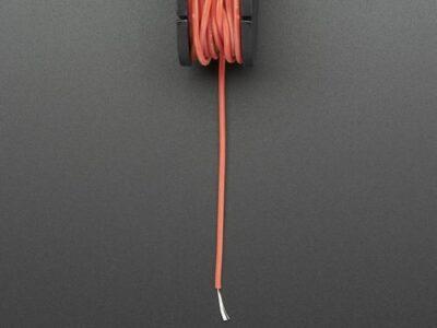 Fil de connexion rouge 26AWG