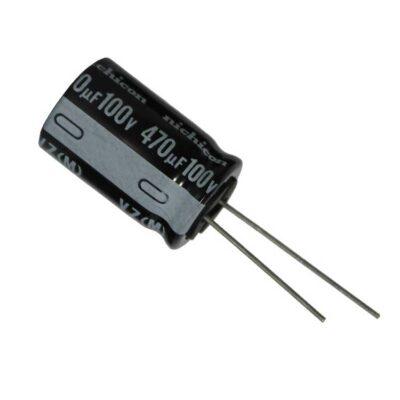 470uF 100V capacitor