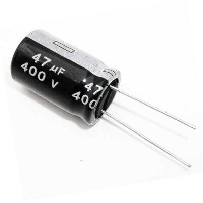 47uf 400v capacitor