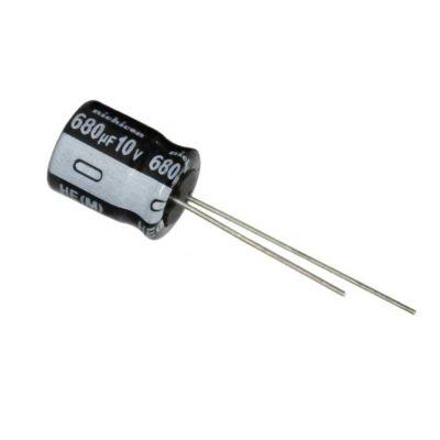 680uf 10V Kondensator