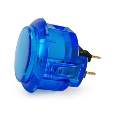 Arcade knop 30mm blauw