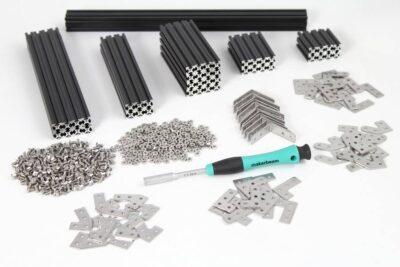 Regular Black Starterkit MakerBeam