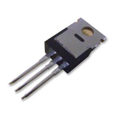 Back side Voltage regulator