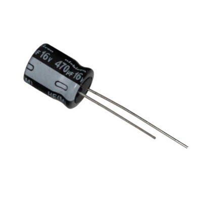 470uf 16V Kondensator