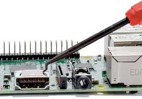 Weller soldeer tool op Raspberry Pi