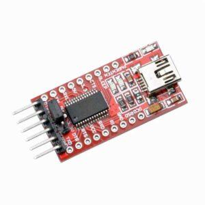 FT232RL USB TO TTL 5V 3.3V adapter