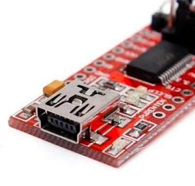 Mini USB FT232RL