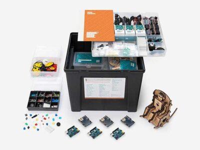 Onderdelen Arduino 101 CTC