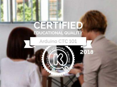 Arduino certificatie