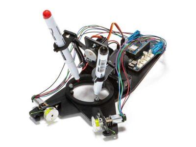 Projet de dessin Kit d'ingénierie Arduino