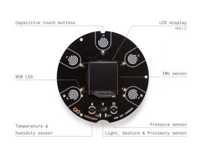 Arduino IoT Carrier