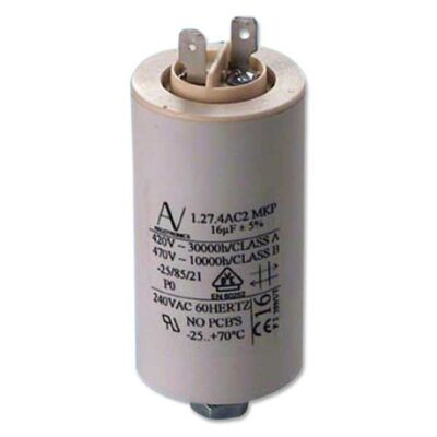 Start-up capacitor