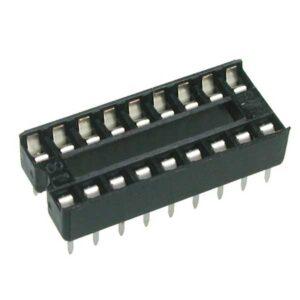 18 pin dip18 socket