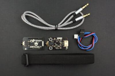 Inhalt Schwerkraft: Analoger EMG-Sensor