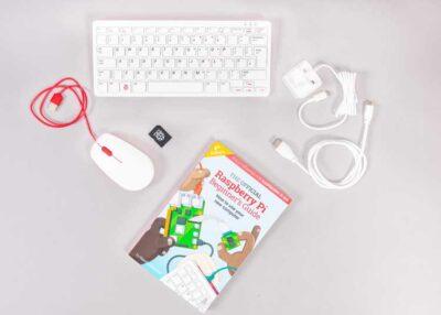 Content Raspberry Pi 400 kit