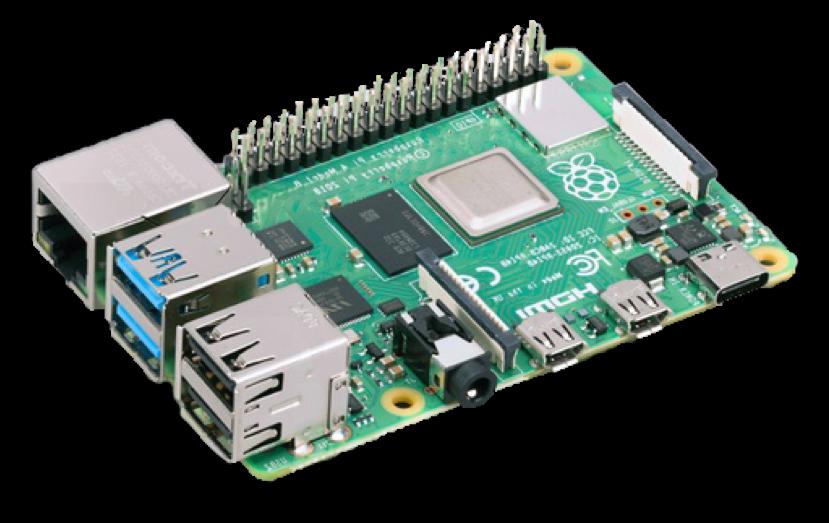 Raspberry Pi model b 4